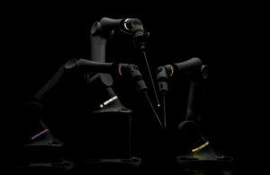 Cambridge Medical Robotics Versius