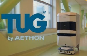 Sheraton LA hotel to use 8 Aethon TUG robots for navigation, in-room service
