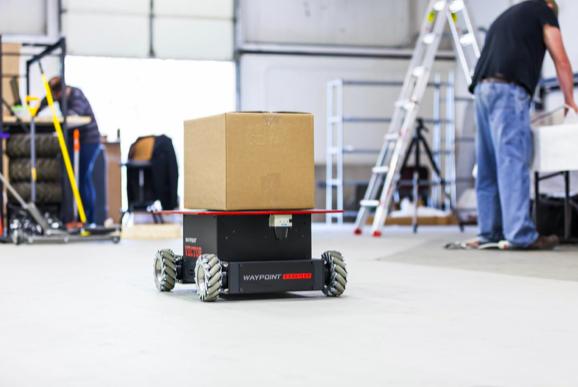 Waypoint Robotics Vector mobile robot