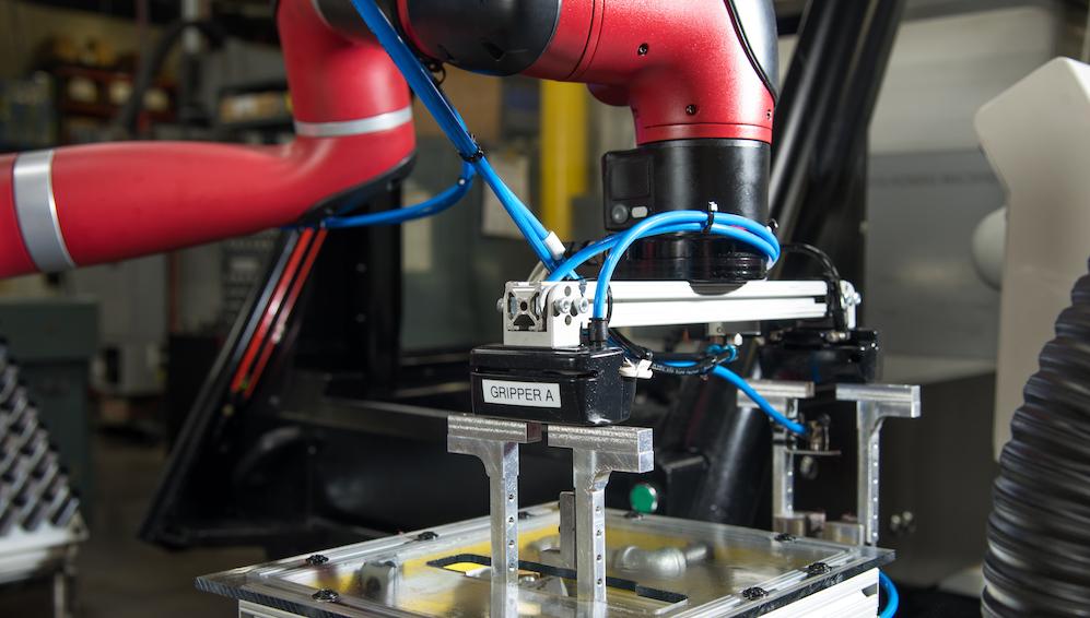 Rethink Robotics Sawyer robot