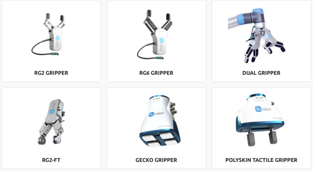 OnRobot Grippers