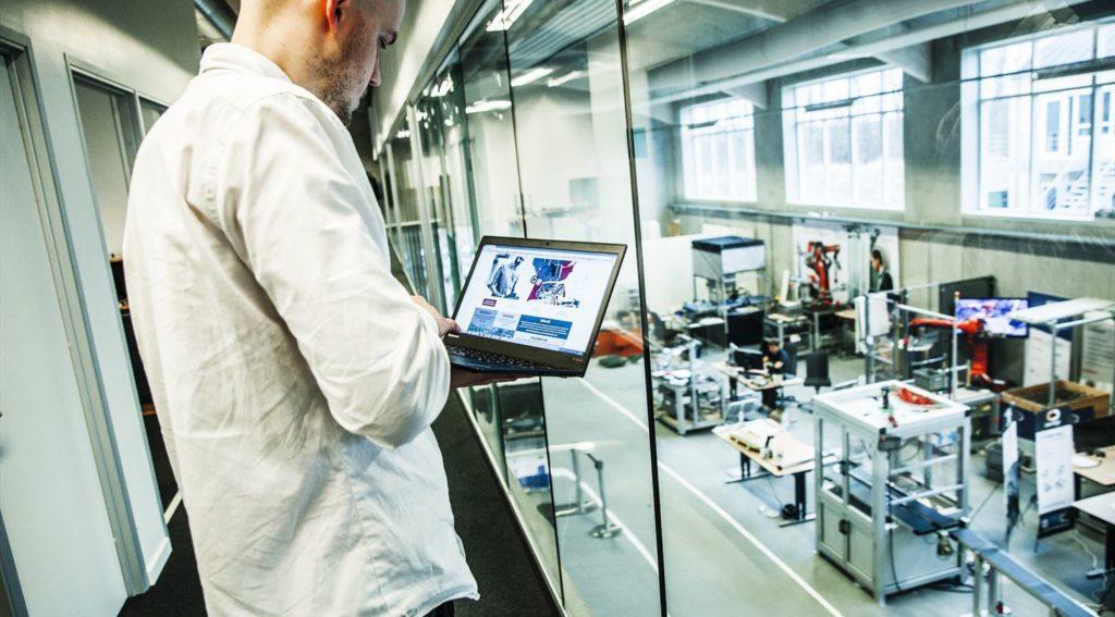 Robotics cluster in Odense includes DTI