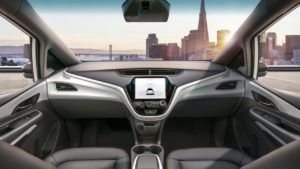 Machine sensing, smell to improve the self-driving experience, safety