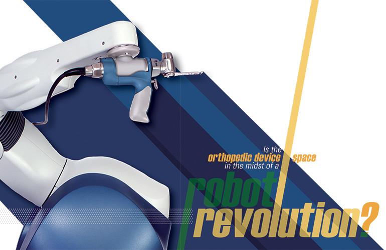 Stryker's Mako orthopedic surgical robot