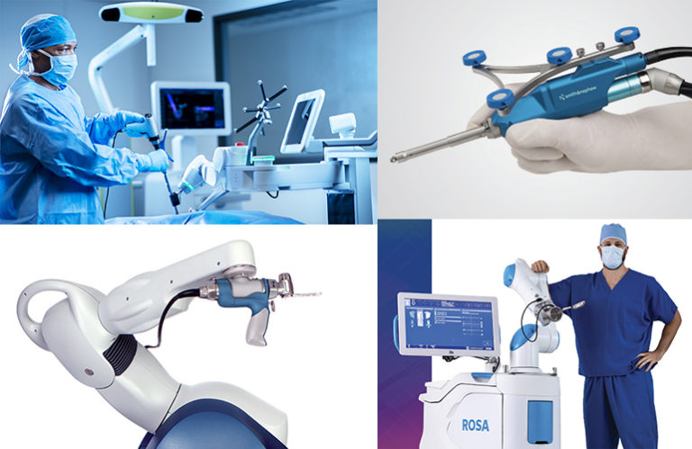 7 companies transforming orthopedics with robot-assisted surgery