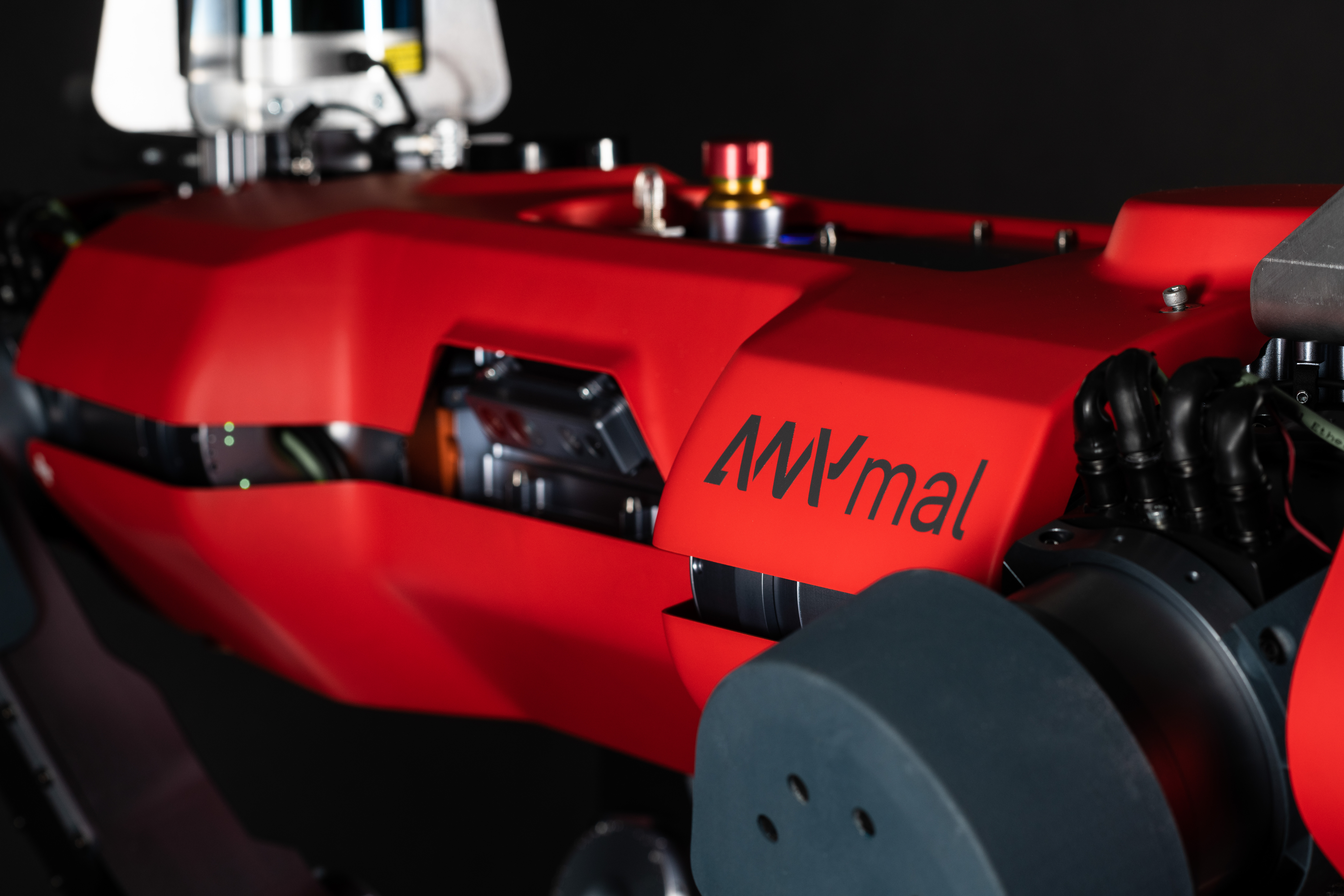 ANYmal C legged robot is optimized for industrial inspection