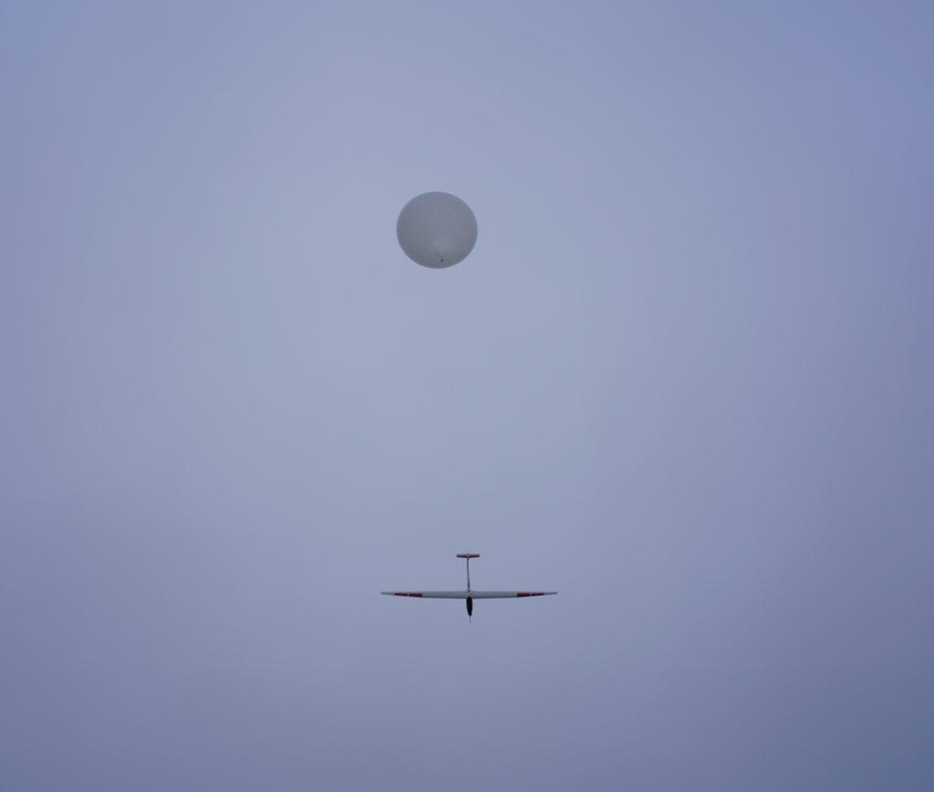 HiDRON stratospheric glider soars to 30km record
