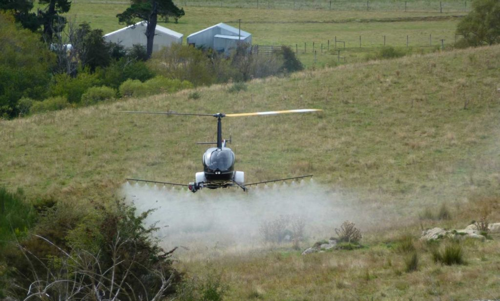 R22-UV unmanned helicopter joins UAVOS fleet for precision agriculture