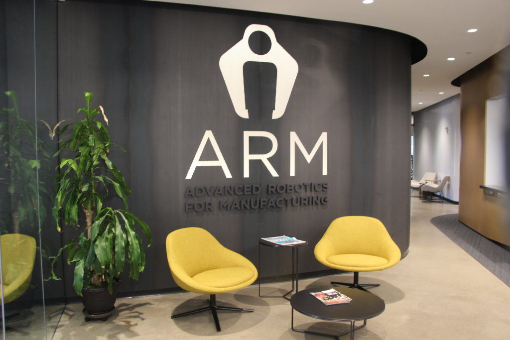 ARM picks four new robotics projects for fifth funding round
