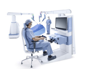 TransEnterix submits first machine vision system for robotic surgery to the FDA