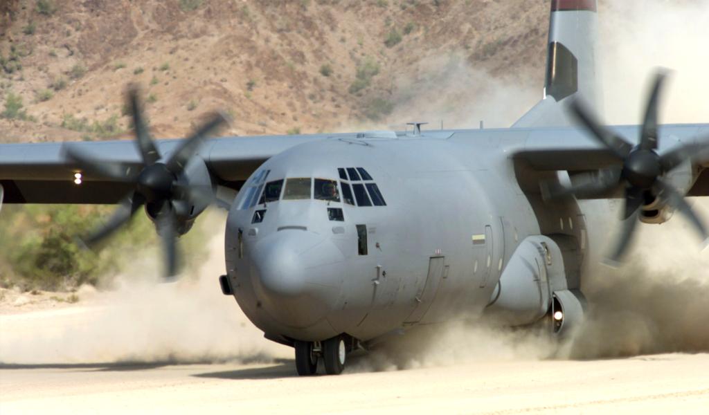 C-130 sustainment