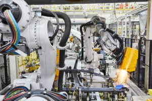 VW Commercial Vehicles deploys 800 ABB robots to manufacture electric vehicles