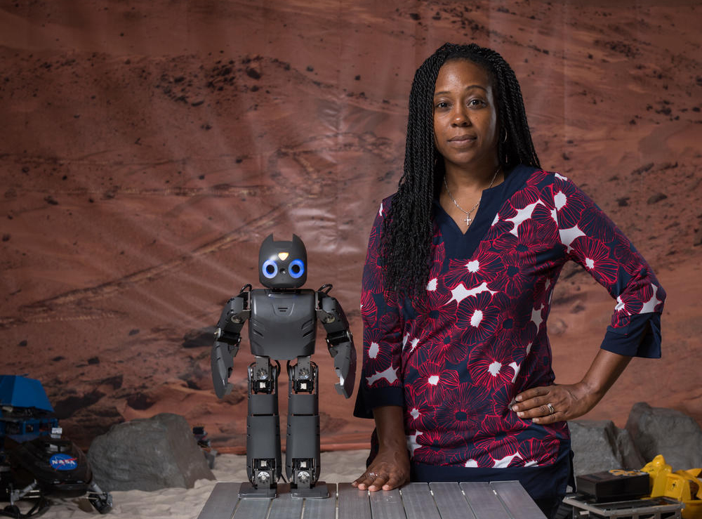 Sex, Race, and Robots author Ayanna Howard describes how to identify, fight bias
