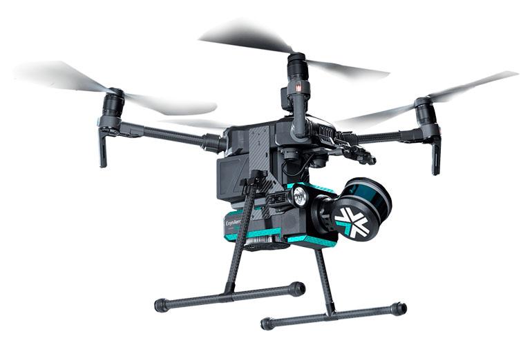 Exyn Technologies Aero drone